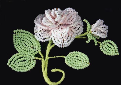 Rose bead (+ schema)