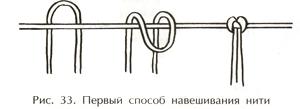 Макраме и бисер