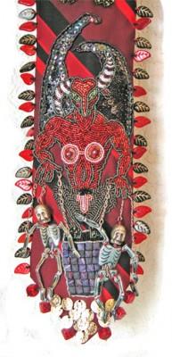 A consummate artist Dustin Wedekind