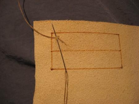 Вчимося вишивати бісером. Урок 1.