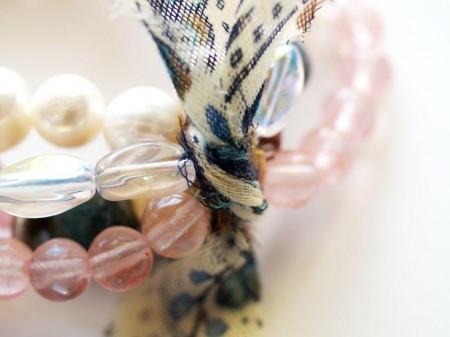 Многоярусный браслет