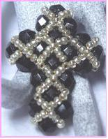 Pendant in the shape of a cross