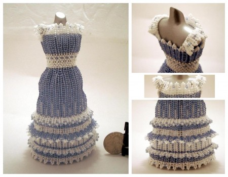 Small beaded dresses