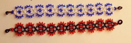Схема плетіння браслета