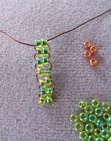 Baby ring bead