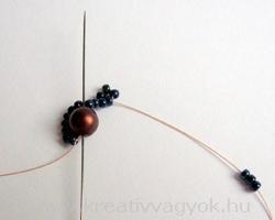 Объемный браслет