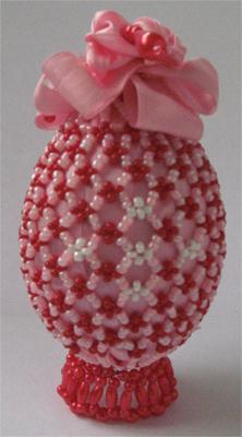 Easter eggs bead master class