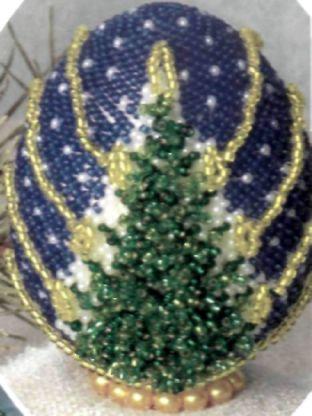 """Gift egg """"Tree"""""""