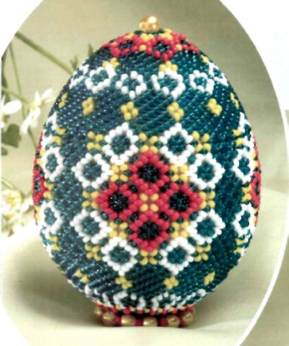 Easter egg Lace
