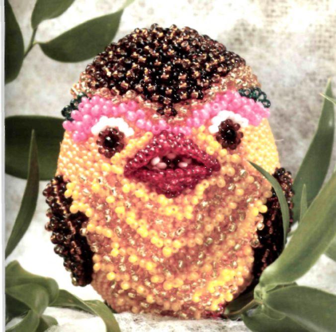 Gift egg Bird
