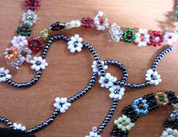 Chain Flowers
