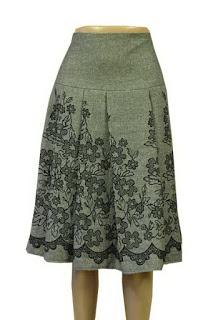 Обработка юбки: модельное разнообразие