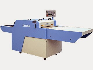 Оборудование и параметры для склеивания ткани