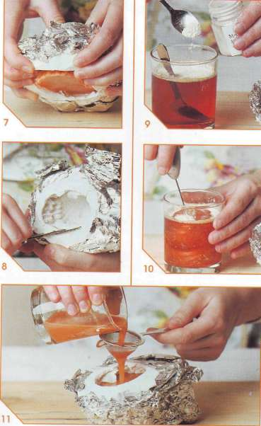 домашнее мыло в форме ракушки