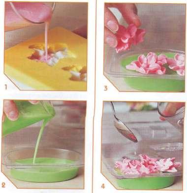 сварить домашнее мыло