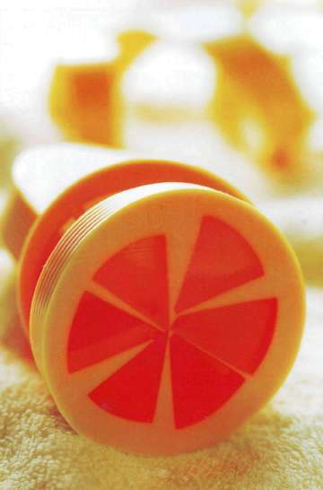 Апельсиновые кружочки