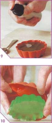 Enrichment of soap