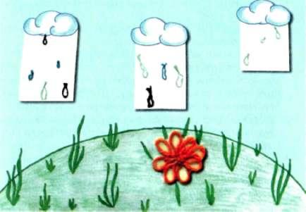 Занятие 7. Цветочная поляна