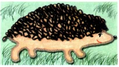 Lesson 10. Hedgehogs
