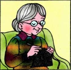 Занятие 1. В гостях у бабушки-рукодельницы