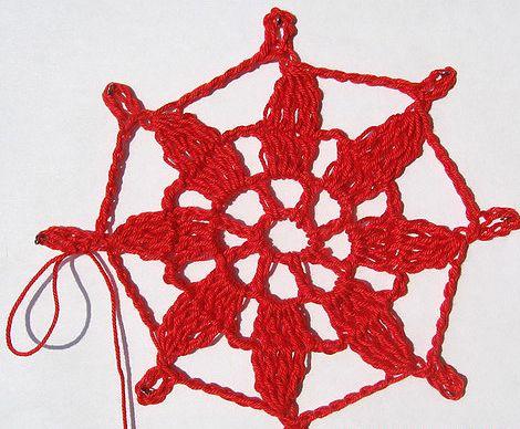 Pattern rosette