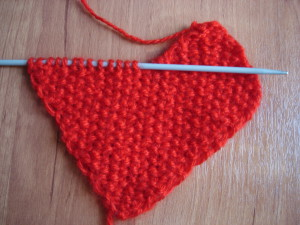Stand for a mug Heart. Master class and crochet