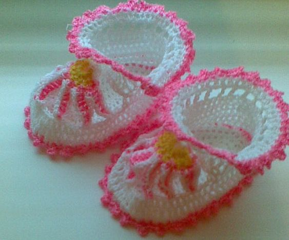 Shoes and booties for your Princess