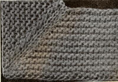 Crochet corners