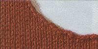 Ступенчатое закрытие петель по сглаженным контурам при вязании спицами